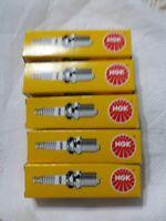 NGK 5xZFR6QS-Q  6449 Ignition Spark Plug 5 Pack x5 For VW Golf 1.4 FSI 1.6 FSI