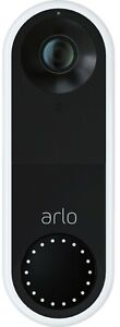 NEW Arlo Wired Video Doorbell HD *FREE SHIPPING*