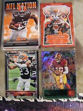 Cleveland Browns  120-130 Cards Team Lot of Stars & Commons NFL Football