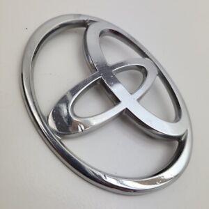 2000-2002 Toyota Echo Front Hood Emblem Logo Symbol Replacement Part
