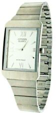 New Old Stock Citizen Watch, Stailess Steel, Water Resistant Facet Mineral Glass