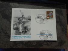 Markenlose Ansichtskarten ab 1945 mit dem Thema Schiff & Seefahrt