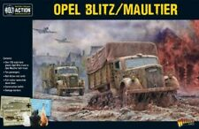 Opel Blitz & Maultier Warlord Games Bolt Action Brand New WGB-402012018