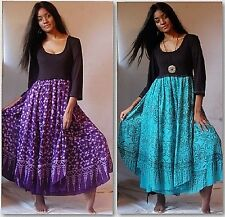 Full Length 3/4 Sleeve Maxi Dresses for Women
