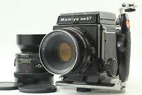 🔹Almost MINT🔹 Mamiya RB67 Pro + 2 Lens Sekor 127mm f3.8 180mm Motorized Japan