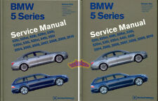 SHOP MANUAL SERVICE REPAIR BENTLEY BMW 5-SERIES BOOK WORKSHOP E60 E61 GUIDE