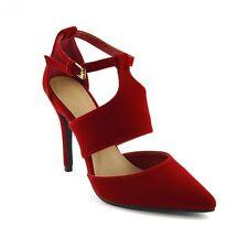 New Look Women's Velvet Heels