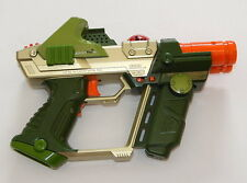 2004 Tiger Electronics Green Lazer Tag Team Ops Laser Replacement Gun Only R9640