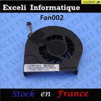 HP PAVILION G7-2304SF Ventilateur fan Refroidissement Processeur PN: 683193-001