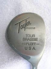 TAYLOR MADE TOUR BRASSIE 11 degree loft  steel shaft golf club