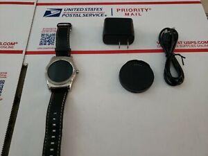 LG Watch Urbane (W150) 46mm Stainless Steel Case Black Classic Buckle 7039027-03
