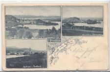 74589/51- Gruss aus Mattsee im Bezirk Salzburg-Umgebung 1901