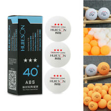 3pcs Pingpong Balls Table Tennis Professional Accessories Training Sports 40+mm