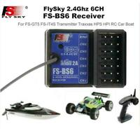 Flysky FS-BS6 Receiver 2.4G With Cable For Traxxas HPI RC Car Boat HPS P7R8