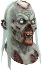 Zombie Rotting Death Full Head and Neck Latex Mask Halloween Fancy Dress Adult