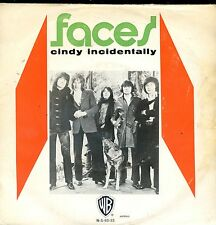 7inch FACES cindy incidentally PORTUGAL 1973 EX