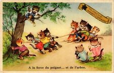 CATS PC A la force du poignet... et de l'arbre (a2147)