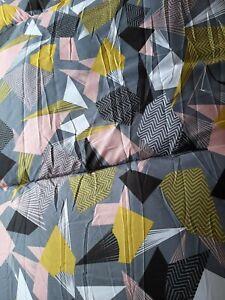 Coverless Duvet 10.5 or 13.5 tog Modern design Double 200 cm x 200 cm