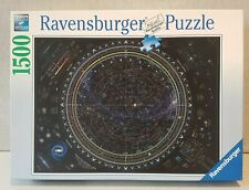 Ravensburger ☆ Map of the Universe ☆ 1500 Piece Jigsaw Puzzle ☆ no. 16213 ☆ VGC