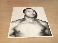"Original 1970s Dale Martin 8"" x 10"" B&W Wrestling Photo Peter Szakacs"