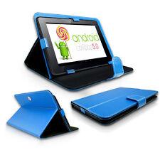 Refurbished New Kids Fun Adroid 5.0 7 inch Tablet + PU unti-drop case