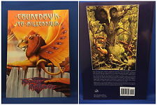 US Artbook Countdown to Millennium by Rodney Mathews