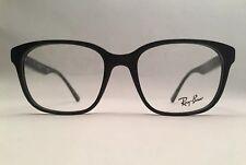 f1fd1a36e0 New Authentic Ray-Ban RX5340 2000 Shiny Black Eyeglasses 53mm HOT