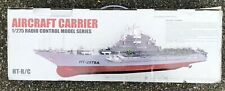New Radio Remote Control Challenger Aircraft Carrier RC Boat Warship Battleship