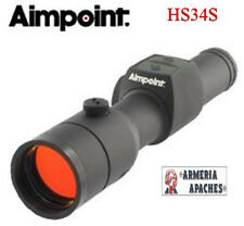 Punto rosso Red Dot mirino Aimpoint H34S