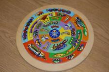 MELISSA & DOUG BRAIN TEASER PUZZLE - CIRCLE CHALLENGE- AGES 6 AND UP - EUC ~~