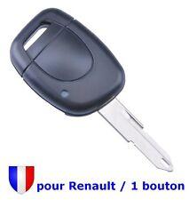 Coque Plip Boitier Centralisation Clé Megane Espace Laguna 1 Bouton pour Renault