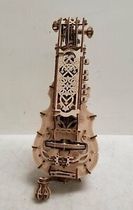 Ugears Hurdy Gurdy (Assembled) - Parts & Repair