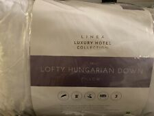 Linea Luxury Collection Hungarian Down Pillow - RRP £65