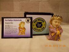 Harmony Kingdom Ball - Pot Bellys - Empress Woo - Historicals - Nib
