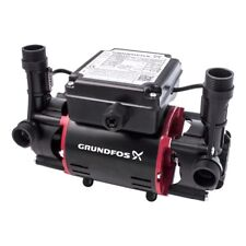 Grundfos Watermill Shower Pump STR2 1.5C Twin Impeller Positive Head 98950216