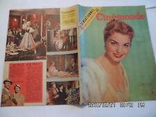 CINEMONDE N°1084 12/5/1955 ESTHER WILLIAMS GABIN G.CERVI D.ROBIN G.GRAHAME   K10