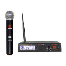 Nady U-1100-HT UHF 100-Channel Wireless System, Handheld Transmitter, A Band