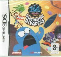 FOSTER'S HOME FOR IMMAGINARY FRIENDS Videogioco Nintendo DS Triangolo Rosa Nuovo