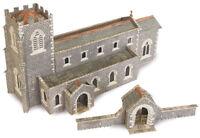 N Gauge Parish Church - Metcalfe PN926 - F1
