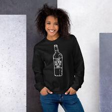 I Like the Wine Not the label Sweatshirt, David Rose Sweatshirt, Schitt's Creek