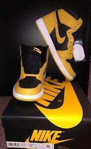 Size 10 - Jordan 1 High Retro OG Pollen