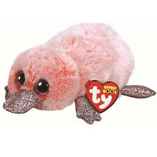Ty Beanie Babies 36217 Boos Wilma the Pink Platypus Boo