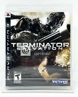 Terminator: Salvation - PS3 - Brand New | Factory Sealed