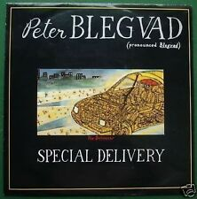 """Peter Blegvad Special Delivery 12"""" Single"""