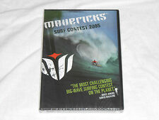 NEW Mavericks Surf Contest 2005 DVD SEALED Surfing Maveriks big wave Jeff Clark