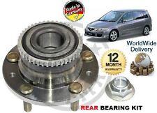 Pour Mazda Premacy 1999-2004 1.8i 2.0i 2.0DT MPV Neuf Roue Arrière Kit Roulement