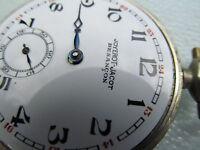 ANTIKE  JOYEROT-JACOT BESANCON TASCHENUHR montre de poche faire póca Poŝo POCKET
