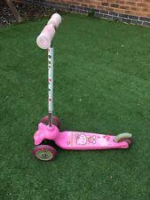 Hello Kitty Scooter de 3 ruedas