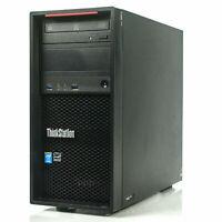 Custom Lenovo ThinkStation P300/P310 (Xeon E3-1245v5 @ 3.5 GHz, 16GB RAM)