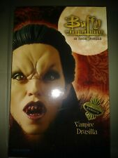 Sideshow Buffy Drusilla Exclusive With Bird BNIB